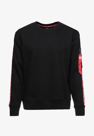 TAPEEXCLU - Sweatshirt - black