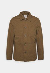JPRBLACANE - Summer jacket - dark coat khaki