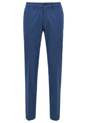 WYLSON - Pantalon classique - blue