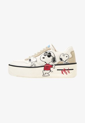 SNOOPY - Baskets basses - multi-coloured