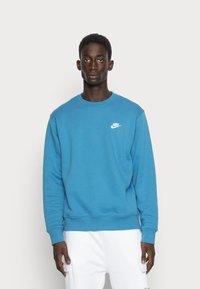 Nike Sportswear - CLUB CREW - Sweatshirt - dutch blue - 0