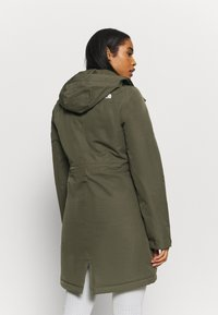 The North Face - RECYCLED ZANECK VANADIS - Parka - new taupe green - 3