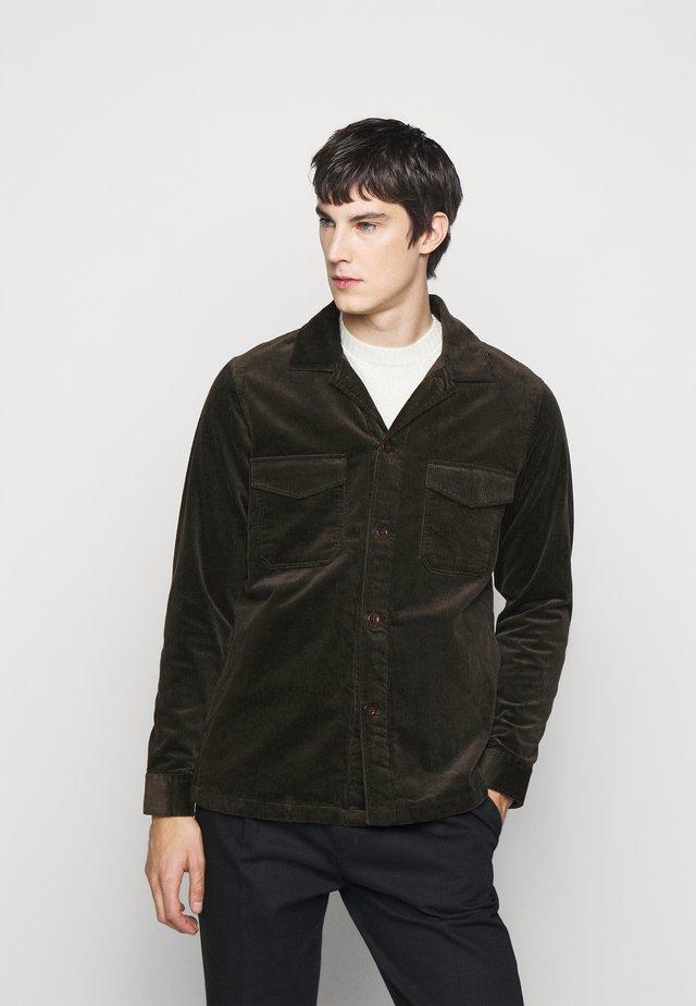 BERNARD - Summer jacket - army