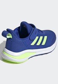 adidas Performance - FORTARUN UNISEX - Juoksukenkä/neutraalit - blue - 5