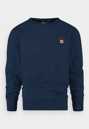 Sweatshirt - pool blue