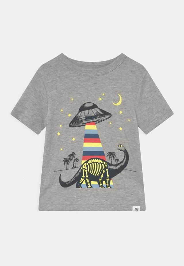 TODDLER BOY - T-shirt print - light heather grey
