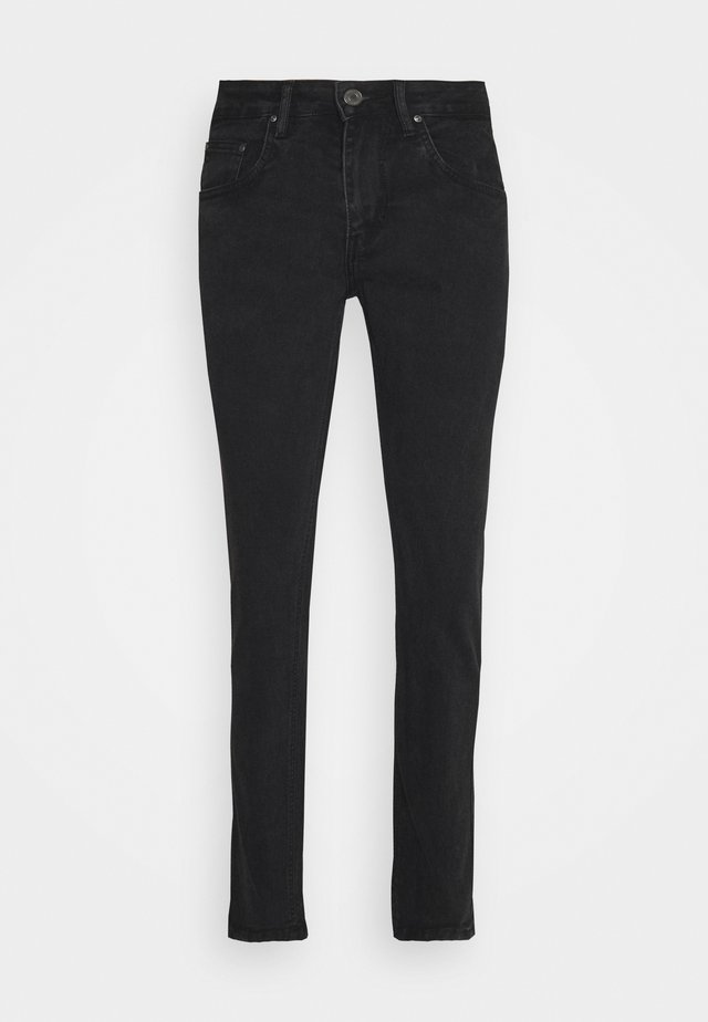 Jeans slim fit - black vintage wash
