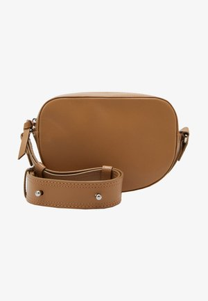 ALLURE MINIATURE BAG - Across body bag - camel