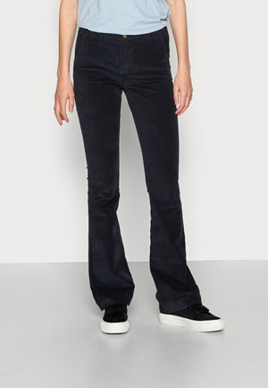 LEILA PANT - Trousers - midnight