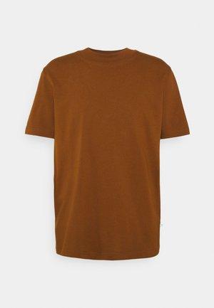 SLHRELAXCOLMAN O NECK TEE - Basic T-shirt - monks robe