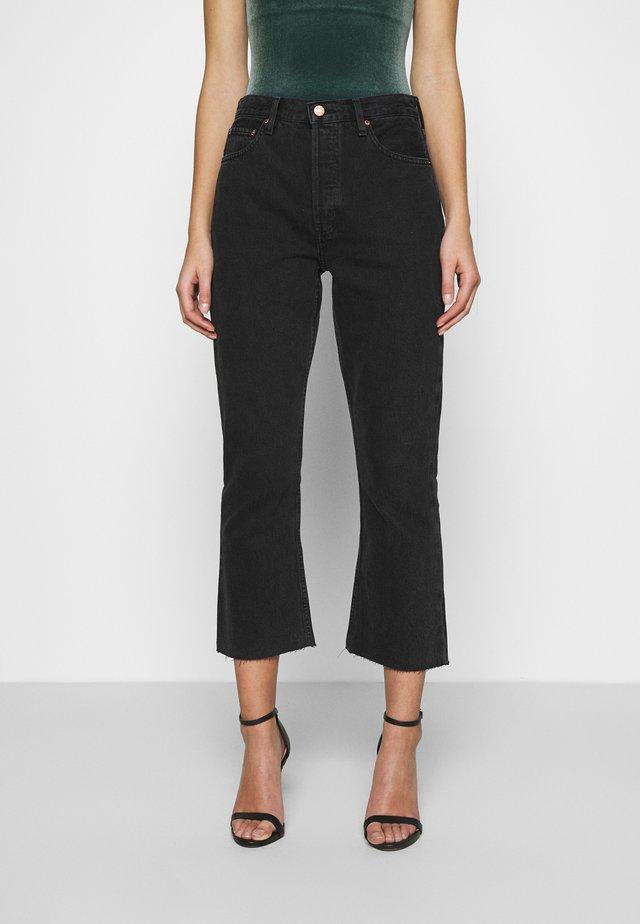 JOSIE - Jeans Skinny Fit - obsidian