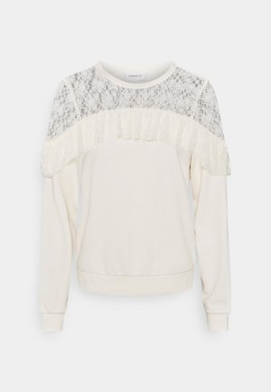 ONLLISA  - Sweatshirt - ecru