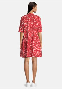 Vera Mont - Day dress - red/white - 1
