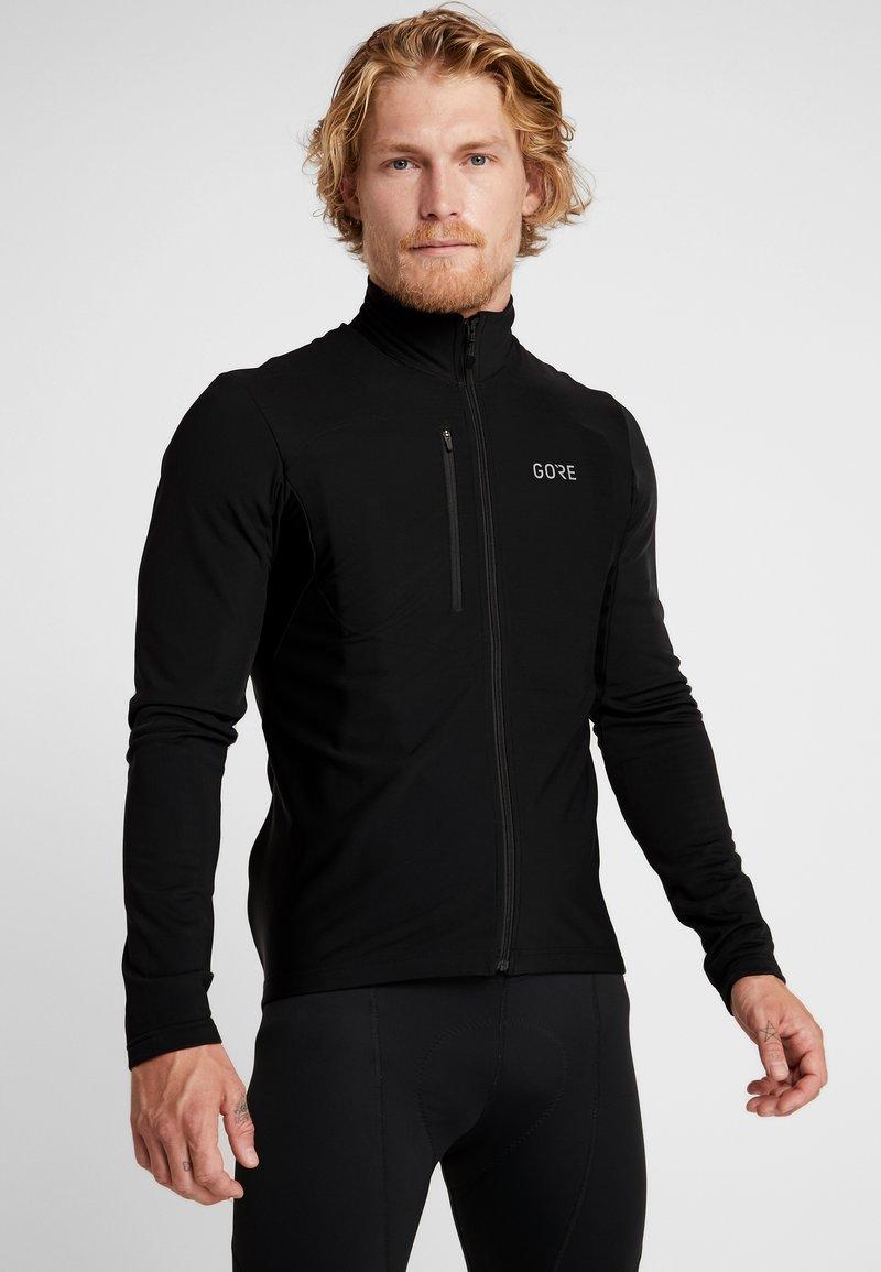 Gore Wear - THERMO  - Fleecová bunda - black