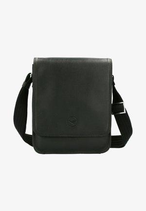 MILANO, LUFTHANSA - Across body bag - schwarz