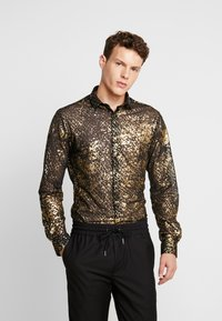 Twisted Tailor - KROLL SHIRT - Camicia - gold - 0