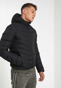 Brave Soul - GRANTPLAIN - Light jacket - black - 0