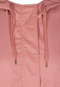 Zizzi - Outdoor jacket - rose - 4