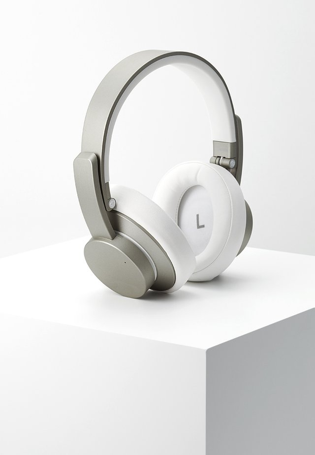 NEW YORK NOISE CANCELLING BLUETOOTH - Sluchátka - moon walk