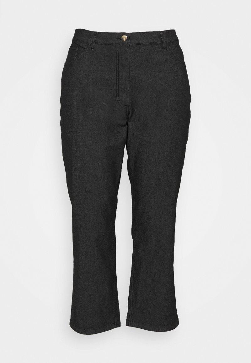 Persona by Marina Rinaldi - REGALE - Straight leg jeans - black