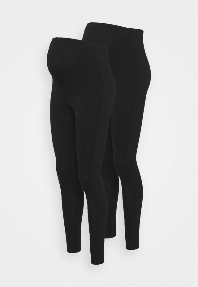 2 PACK  - Legíny - black