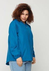 Zizzi - Light jacket - blue - 2