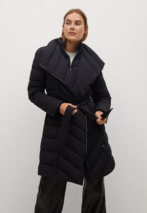 YORK - Winter coat - black