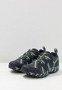 Merrell - WATERPRO MAIPO 2 - Hiking shoes - navy smoke - 2
