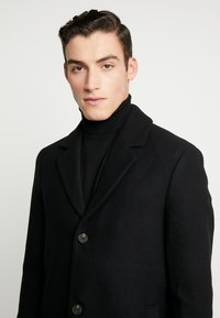 Jack & Jones - JORBLINDERS COAT - Korte frakker - black - 5