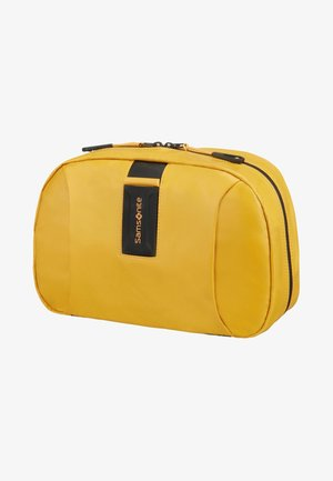 PARADIVER LIGHT - Wash bag - yellow