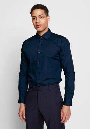SANTOS - Formal shirt - dark blue