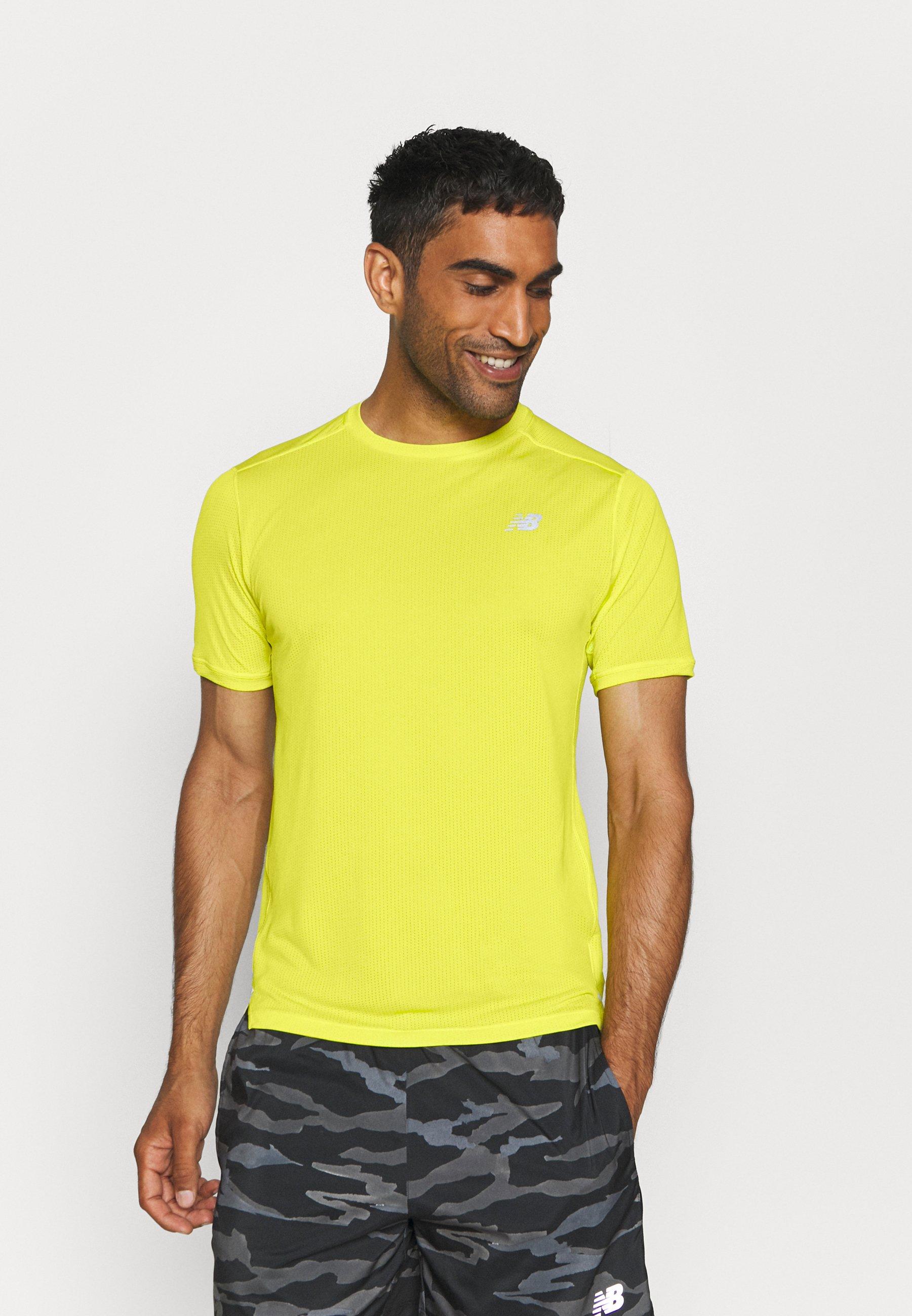 Hombre IMPACT RUN SHORT SLEEVE - Camiseta estampada
