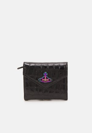 ARCHIVE ORB ENVELOPE BILLFOLD UNISEX - Wallet - black/iridescent