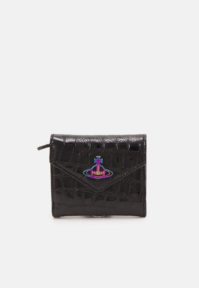 ARCHIVE ORB ENVELOPE BILLFOLD UNISEX - Portefeuille - black/iridescent