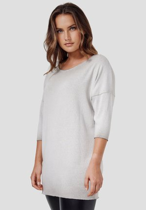 Long sleeved top - new taupe