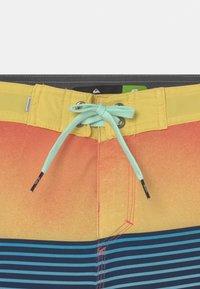 Quiksilver - SLAB - Swimming shorts - navy blazer - 2