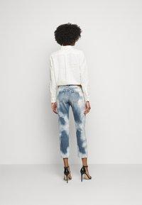 Polo Ralph Lauren - NALIA WASH - Skinny džíny - bleached indigo - 2