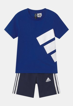 BRAND SET UNISEX - Sports shorts - royal blue/dark blue