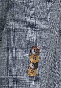 Jack & Jones PREMIUM - JPRRAY CHECK - Suit jacket - grey melange - 2