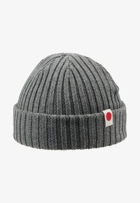 Jack & Jones - JACRDD SHORT BEANIE - Beanie - grey melange - 3