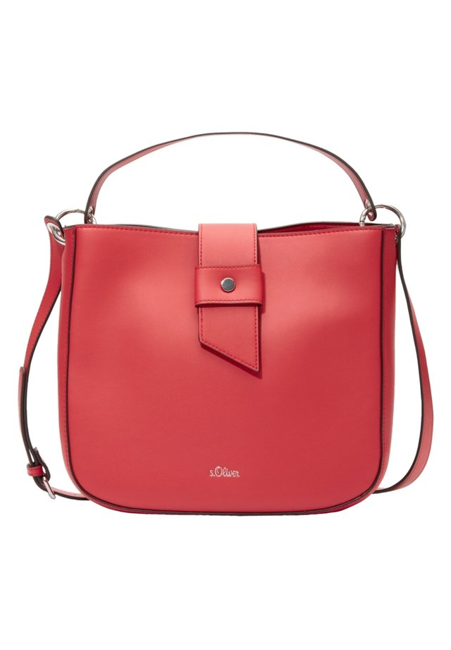 TASCHE - Across body bag - red