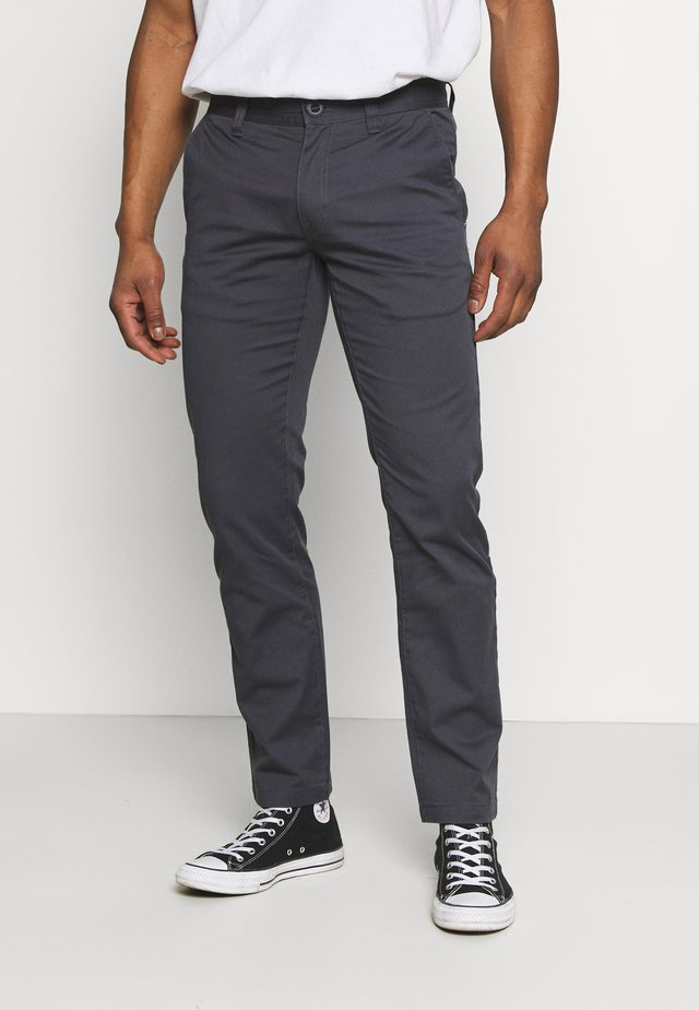 FRICKIN MODERN STRETCH PANT - Chinos - charcoal