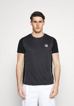 JEROME - T-shirt imprimé - dark grey