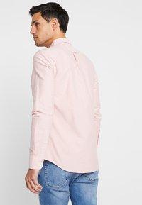 Farah - BREWER SLIM FIT - Shirt - peach - 2