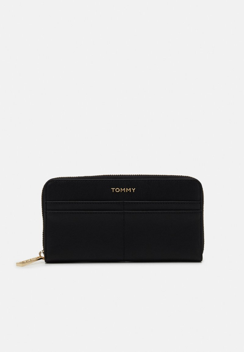 Tommy Hilfiger - ICONIC TOMMY LARGE  - Portefeuille - black