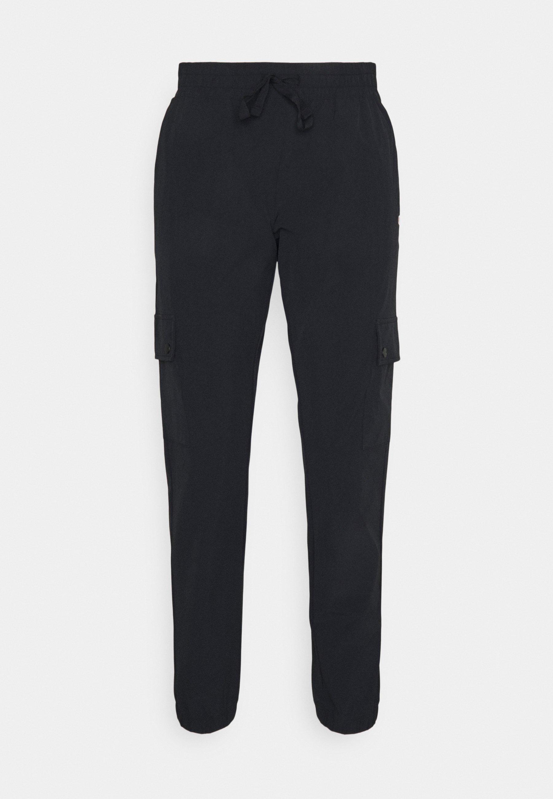 Women ELASTIC CUFF PANTS - Tracksuit bottoms