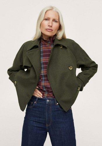 Light jacket - vert
