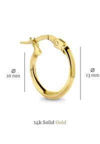 Isabel Bernard - Earrings - gold - 3
