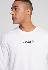 Nike Sportswear - Långärmad tröja - white - 4