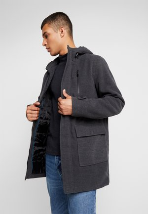 GRANT - Zimní kabát - grey